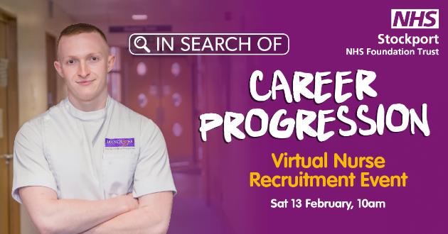 Stockport Student Recruitment Event