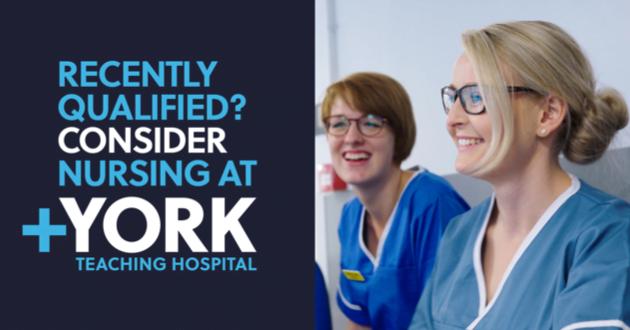York Teaching Hospital Student Recruitment