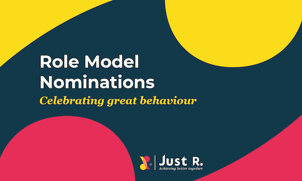 Justr Role Model Nominations Graphic